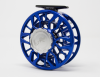 Abel SDS 9 10 Fly Reel Blue III Platinum Drag Knob